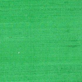 SILK DUPIONI SOLIDS - APPLE GREEN [BA50]