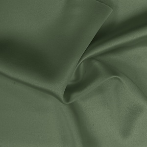 SILK CREPE BACK SATIN SOLIDS - BRONZE GREEN [CBSP542]