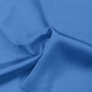 SILK CREPE BACK SATIN SOLIDS - REGATTA [CBSP549]