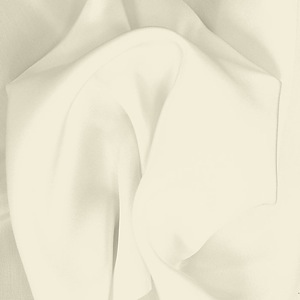 SILK CREPE DE CHINE SOLIDS - WINTER WHITE [CDCP531]