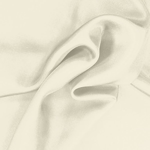 SILK CHIFFON SOLIDS - ANTIQUE WHITE [CSP503]