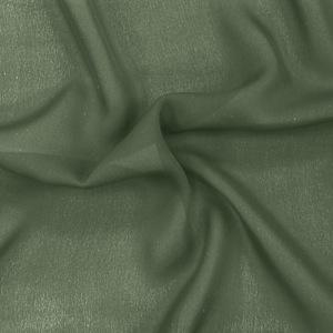 SILK DOUBLE GEORGETTE SOLIDS - BRONZE GREEN [DGP542]