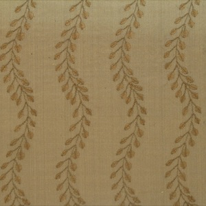 SILK DUPIONI EMBROIDERED-MED - BRONZE HAZE [EMBM838]