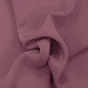 SILK FOUR PLY CREPE SOLIDS - CRUSHED BERRY [FCP516]