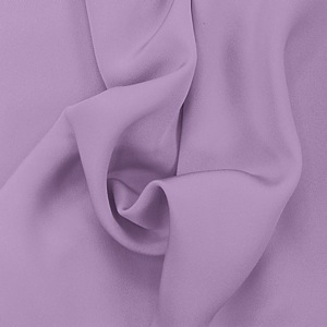 SILK FOUR PLY CREPE SOLIDS - REGAL ORCHID [FCP520]