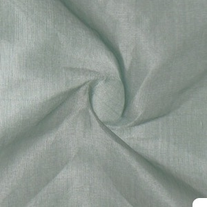 SILK ORGANZA SOLIDS - SOFT AQUA  [OR433]
