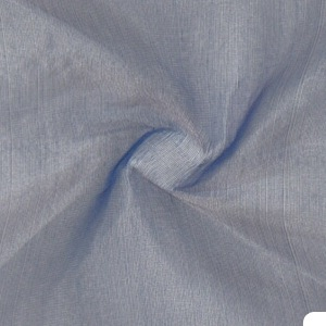 SILK ORGANZA SOLIDS - BLUSH BLUE  [OR437]