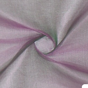 SILK ORGANZA SOLIDS - LAVANDER  [OR445]