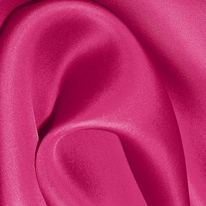 SILK SATIN FACE ORGANZA SOLIDS - BEETROOT PURPLE [SOP552]