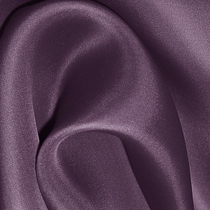 SILK SATIN FACE ORGANZA SOLIDS - BLACKBERRY WINE [SOP559]