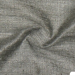 SILK KATAN SOLIDS - CHARCOAL GREY  [SSI111]