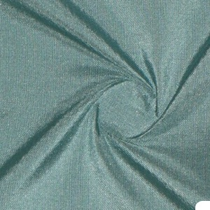 SILK TAFFETA SOLIDS - LAKE [TF244]