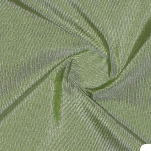 SILK TAFFETA SOLIDS - MOSS [TF254]