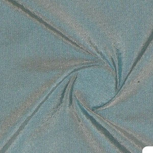 SILK TAFFETA SOLIDS - TOPAZ [TF261]