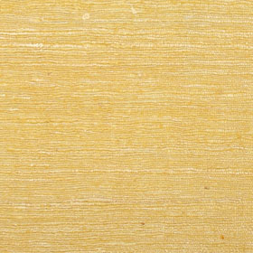 SILK TUSSAH SOLIDS - MORNING GOLD [TH821]