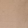 SILK SHANTUNG SOLIDS - BURNT SABLE [BE476]