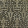 SILK BROCADE PATTERNED - SUNFLOWER OLD GOLD [BR710]