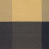 SILK DUPIONI PLAIDS - BLUE/BRONZE [DMP488]