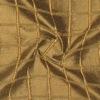 SILK DUPIONI WINDOW PANE - APRICOT FROS [DMST141]