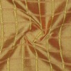 SILK DUPIONI WINDOW PANE - HONEY GOLD  [DMST144]