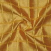 SILK DUPIONI WINDOW PANE - SAFRON YELLOW [DMST145]