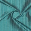 SILK DUPIONI STRIPES - WATERFALL TEAL [DMST219]