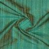 SILK DUPIONI STRIPES - WATERFALL EMERALD  [DMST226]