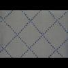 SILK DUPIONI EMBROIDERED-HEAVY - BLUE BELL [EMBH180]
