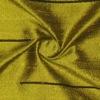 SILK DUPIONI EMBROIDERED-LIGHT - GOLDENGREEN [EMBL178]