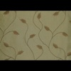 SILK DUPIONI EMBROIDERED-MED - OLIVE GREEN [EMBM1021]