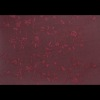 SILK DUPIONI EMBROIDERED-MED - WINE [EMBM854]