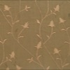 SILK DUPIONI EMBROIDERED-MED - COFFEE BRNZ [EMBM921]