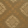 SILK DUPIONI EMBROIDERED-MED - WALNUT  [EMBM932]