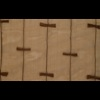 SILK LAME BOWS - HONEY BRONZE  [LS481]
