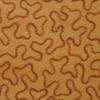 SILK BATISTE SWIRLS - SIENNA [LSEL241]