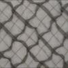 SILK ORGANZA WAFFLES - JUNGLE GREY  [OR469]