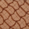 SILK ORGANZA WAFFLES - COPPER COIN [OR470]