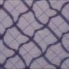 SILK ORGANZA WAFFLES - AMBER BLUE  [OR474]
