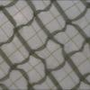 SILK ORGANZA WAFFLES - MOSS GREE [OR541]