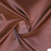 SILK TAFFETA SOLIDS - BLUE BROWN [TF541]
