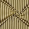 SILK TAFFETA STRIPES - PIN STR MOCHA/LLAMA [TFS453]