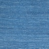 SILK TUSSAH SOLIDS - MED BLUE [TH844]